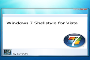 Shellstyle Final Visual Style Vista Theme